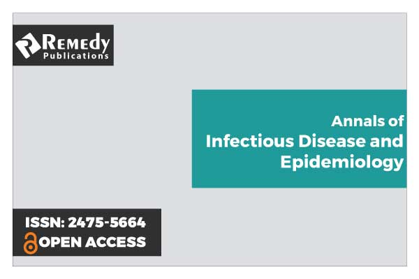 Annals of Infectious Disease and Epidemiology
