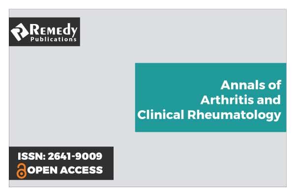 Annals of Arthritis and Clinical Rheumatology