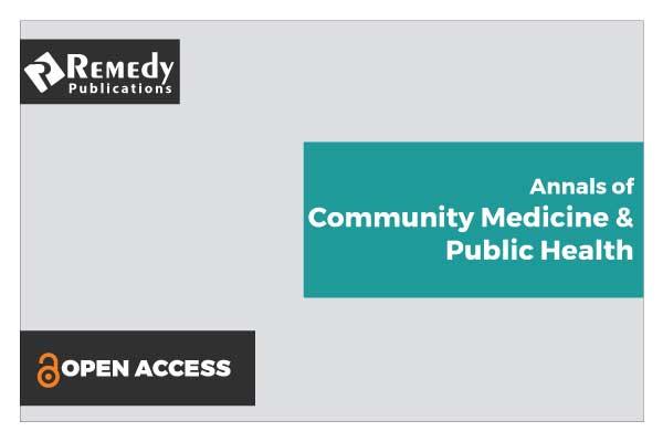 Annals of Community Medicine & Public Health