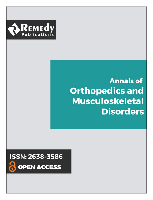 Annals of Orthopedics and Musculoskeletal Disorders