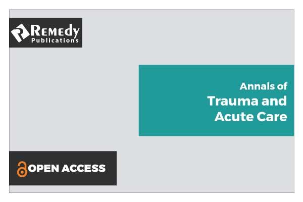 Annals of Trauma and Acute Care