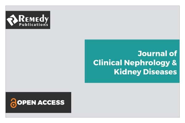 Journal of Clinical Nephrology & Kidney Diseases