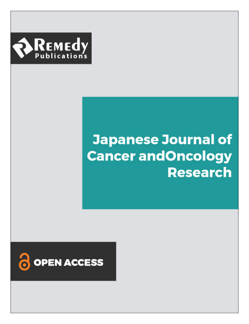 Japanese Journal of Cancer and Oncology Research