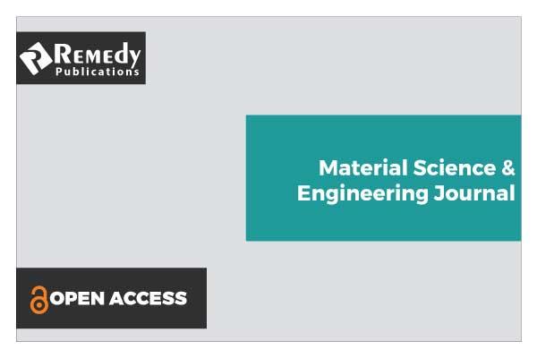 Material Science & Engineering Journal
