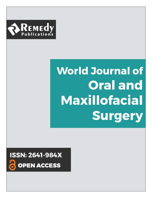 World Journal of Oral and Maxillofacial Surgery
